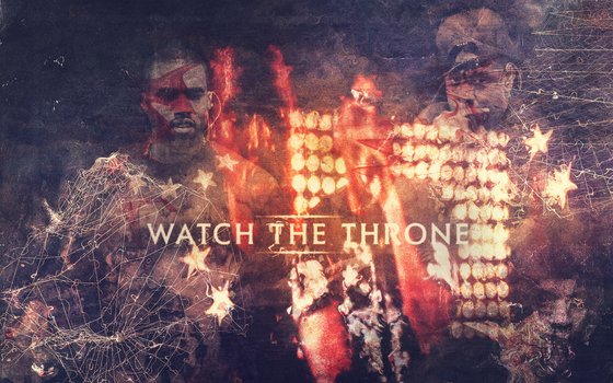 Watch The Throne by DesignsByGuru