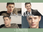 Jensen Ackles | John Russo by N0xentra