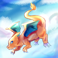 charizard [request] by CynicalAshhole