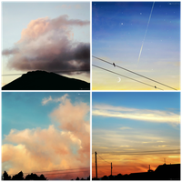 Sky Studies by CosmosKitty