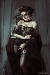 Burlesque by Silver-Pearl-Photo