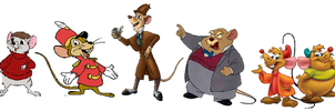 The League of Extraordinary Gentlemice by iamnater1225