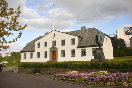 Government House 1 - Reykjavik by wildplaces