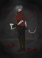 REQUEST- The Malice by TheCorChan