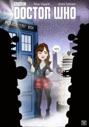 Doctor-who-clara-oswald by Dawid-B
