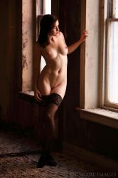Isabella Nude 01 by clydemoe