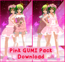 Gumi Pack 2 Download by megpoid625