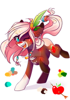 Adoptable: Tropical Wild [SOLD] by Wilvarin-Liadon