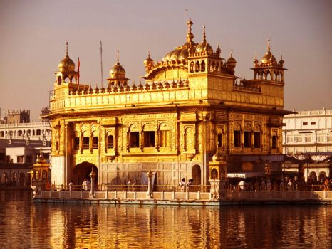 Golden-Temple by amritsar-biz