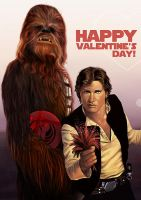 Valentine's from the Falcon by itaXita