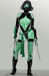 Sumiko Character Concept by TheRafaLee