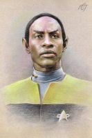 Star Trek - Tuvok by Inar-of-Shilmista