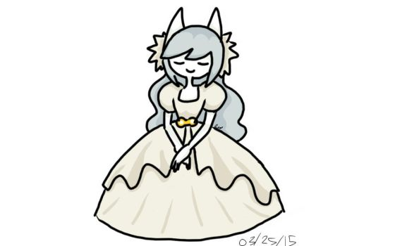 dress by sonic0chick