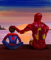 The Son He Never Had by CreativeTouchArt