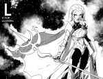 L is for Lilandra by toonfed