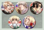 APH - The Allies - buttons - by alatherna