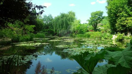 Giverny - Monet's Heaven by G0tika