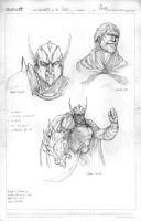 pencils for World of Warcraft by victoroil