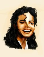 Michael Jackson: Bad by margemagtoto