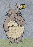 Its a Totoro by RunningSpud
