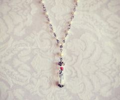 All I Ask of You by VintageLightJewelry
