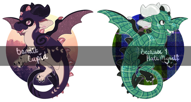 $5 Drake Adopts [1/2 OPEN] by suchtrashley