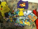 Pokemon Collection by JudgeChaos