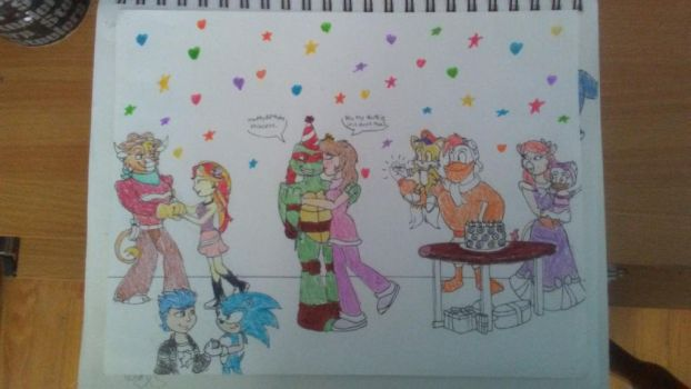 My Belated BirthAversary by SonicFanGirl321