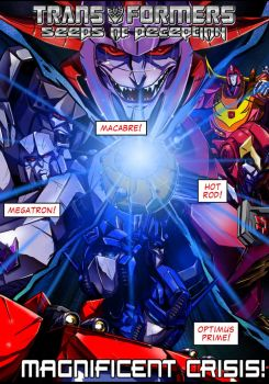 PDF - The Transformers: Magnificent Crisis by Tf-SeedsOfDeception