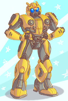 Bumblebee - The Movie by aFluffyGangster