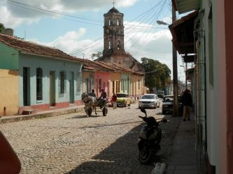 Walk through streets of Trinidad by guinever87