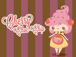 Cherry Choc-Chip by Crown-Heart