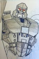 Megatron WIP by rayne-gallows