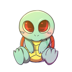 Squirtle by MatsuoAmon