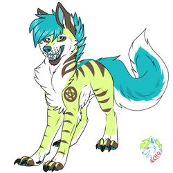 Maeltep new design??? by EchoJellyMutt