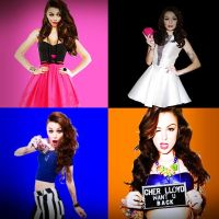 Cher Lloyd collage by Cataswaggybelieber