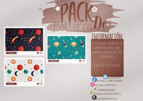 ~.Pack de Patterns #8 by ISirensDesigns