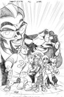 Mammoth City Messengers_cover by tombancroft