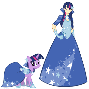 MLP - GG Twilight by starexorcist