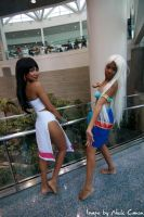 Kida and Chel 4 by xAleux