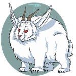 Abominable Chupacabra by ReapersMenagerie