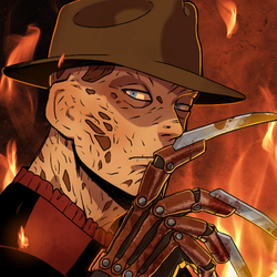 Freddy Krueger(Remake ver.) by NRjin