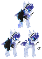 another custom for Ghost-And-Hellsong by Pepsi-Dreaming