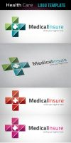 Doctor, Health Care Logo Template by odindesign