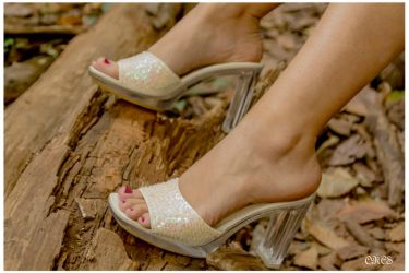 Cinderella shoes by adtemexi