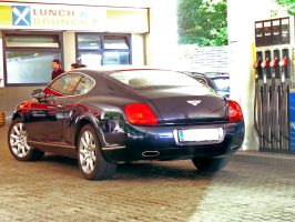 bentley continental gt by Dj-Steaua