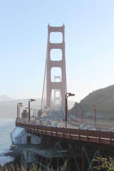 The Golden Gate by Risto-Blackbolt