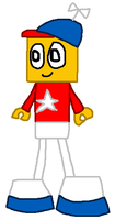 MxlsXHSR: Luqman2 as Homestar Runner by Luqmandeviantart2000