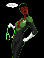 Soranik Natu Colors by optical-intrusion
