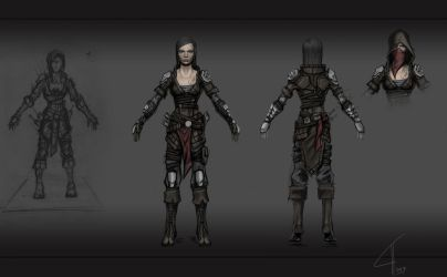 Rogue concept by Nazgul91